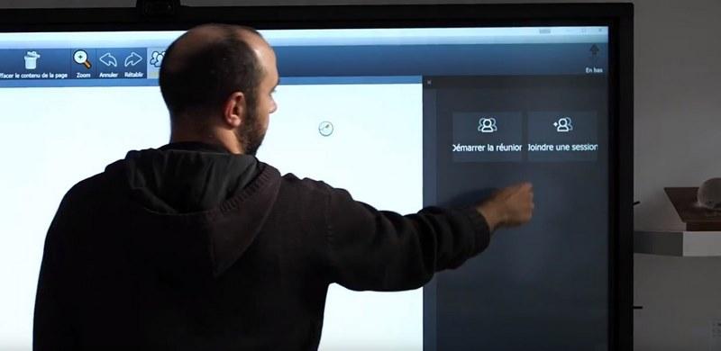 tableau interactif numérique réunion